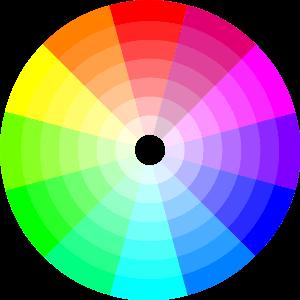 Color Tint Wheel